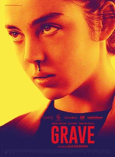 Grave / Raw (Film)   Horror e Dintorni