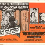 The creation of the humanoids (Film)