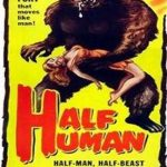 Half human (Film)