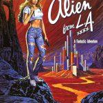 Un aliena al centro della terra (Film)