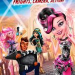 Monster High: Frights, Camera, Action! (Cartoni)