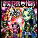 Monster High: Freaky fusion (Cartoni)