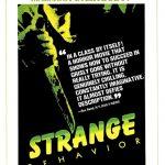Strange behavior (Film)